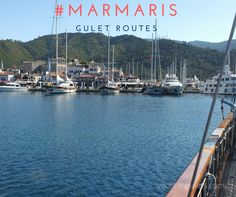 Raise The #Sails On A #Luxury #Yacht #Charter In #Turkey From #Marmaris To #Fethiye -