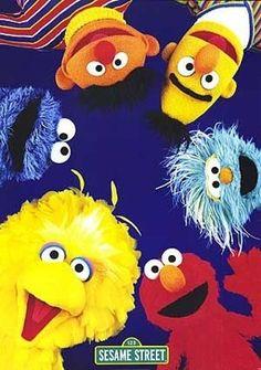 (2) List of guest stars on Sesame Street | GetGlue