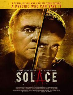 Poster de Solace (En la mente del asesino)