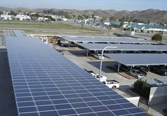 Solar Parking Canopies: Parking Lot Solar Power & Weather Protection