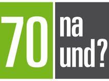 einladung zum 70. geburtstag: erst 70 | einladung zum 70, Einladung