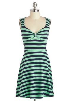 ModCloth Boating Party Dress $49.99