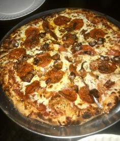 Bacon and Pepperoni