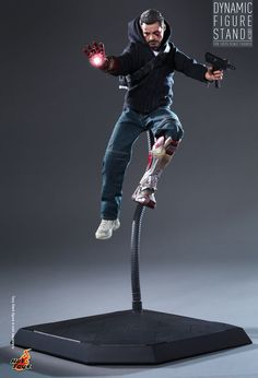 Hot Toys : Hot Toys - Dynamic Figure Stand Figure Stand for 1/6th scale figures