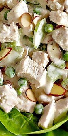 Hidden Valley Ranch Chicken Salad