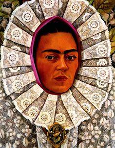 1946 Frida Kahlo Le Cerf blessé, Détail le paysage, Le Cerf blessé, Détail le paysageThe wounded Stag, Detail landscape. #Art #Mexico #deFharo