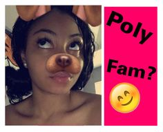 """Need a poly fam "" by r-o-y-a-l-t-h-u-g-s ❤ liked on Polyvore featuring beauty"