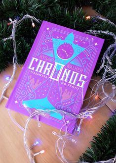 Chronos – Viajantes do Tempo (vol. 1)| Esperança e lealdade na luta contra o tempo - Literatura - Dezoito em Ponto
