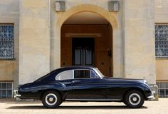 the best car ever Bentley R-Type Continental Fastback Coupe