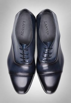 Beautiful shoes from Lanvin.