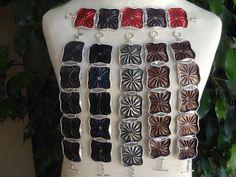 adrilupa.blogspot.com.ar pulseras cinco cuadrados