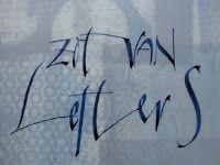banner Zot van letters - Crazy about letters
