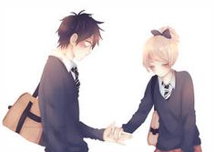 Don't touch her! by valeanimart on DeviantArt Hold My Hand, Hold On, Hibi Chouchou, People Hugging, Couple Hands, Touching Herself, Dont Touch, Manga, Awesome Anime