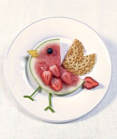 Tweety Bird | Getting more color onto your kids' plates has never been so much fun.