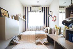 Bedroom & Living Space Idea