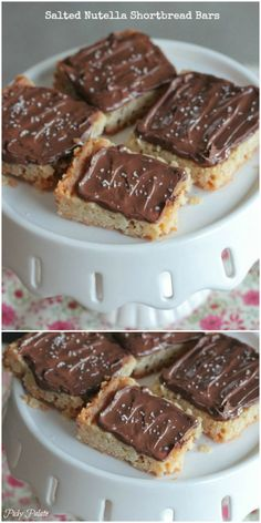 Salted Nutella Short