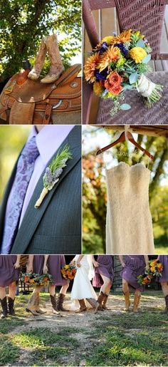 Rosemary and lavender boutonniere.  My two favorite scents.