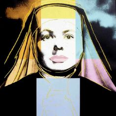 View Ingrid Bergman The Nun From The Bells of St. Marys by Andy Warhol on artnet. Browse more artworks Andy Warhol from Masterworks Fine Art Gallery. Andy Warhol Marilyn, Andy Warhol Pop Art, Andy Warhol Bilder, Ingrid Bergman, Jean Michel Basquiat, Arte Pop, Paloma Picasso, James Rosenquist, Online Katalog