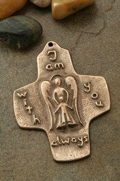 Guardian Angel Bronze Cross