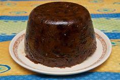 Christmas Pudding - Pudding anglais de Noël - Alcool, Angleterre, Britannique, Cuisine, Dessert, Fêtes, Fruits confits, Gâteau, Goûter, Home-Made, Noël, Petit-Déjeuner, Pudding, Raisin, Rhum