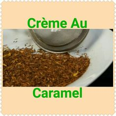 Our Daily Tea: Crème au Caramel!! A Rooibos base with caramel prices and calendula petals.  Try today (8/30/16) order www.lifethymebotanicals.com/shop/tea/creme-au-caramel/ #shopsmall #sample #caramel #rooibos