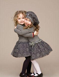 Маленькие модники и модницы