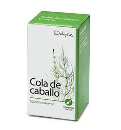 COLA DE CABALLO Bote de 60 Cápsulas