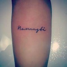 tatuagem de namaste - Pesquisa Google