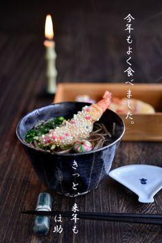 海老ぶぶ天蕎麦 - TENNPURA SOBA Noodle