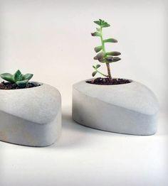 Concrete Drop - Set of 2 | Home Decor | Roughfusion | Scoutmob Shoppe | Product Detail