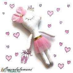 Mouse plush in tull skirt #mouse #magic #plush #DIY #Handmade #Animal