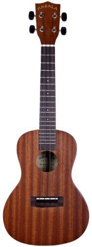 Kala MK-C Makala Concert Ukulele - Black Accents by Kala. $64.00. The Kala MKA-C is a new take on the extremely popular line of beloved Makala ukes. This classic ukulele includes all the great Makala features Kala fans have grown to love as well as some new appointments only found on the MKA-C model. You'll get the incredible sound and playability you've come to expect from other Kala models all at an amazingly affordable price. The concert-sized MKA-C features a Maho...