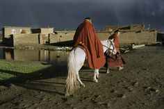 Steve McCurry's Blog | Horses and Humans | Tibet | http://wordpress.com/read/blog/id/7645260/