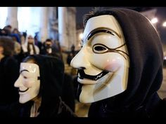 Anonymous Documentary - The Story of the Anonymous Hacktivists Full Documentary - YouTube