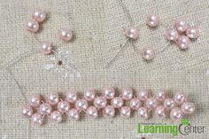 make beaded link chains