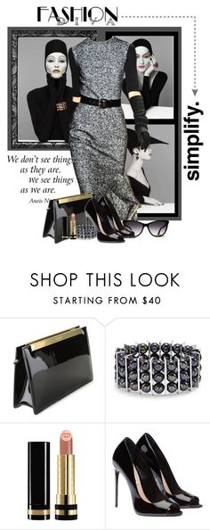 """""""Fashion Diva"""" by flowerchild805 ❤ liked on Polyvore featuring Yves Saint Laurent, Chico's and Gucci"""