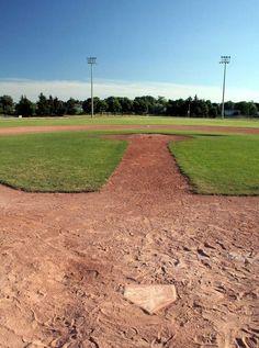 314 Baseball Field Backdrop