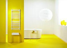 Standard bathroom radiator - Purmo Santorini C