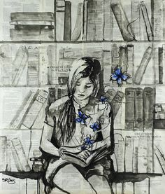 Lost In Words, Sara Riches