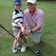 Golf for Kids:  You probably realize already that golf is one of few sports that a child can play for a lifetime. But have you considered other reasons to share this game with your child?   Golf builds character, physical fitness, people skills, family relationship