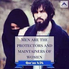 in a lot of we ways you are each others protectors and maintainers from the worst evil. the shaytan/devil