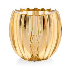 Art Of Glass, Cut Glass, Glass Design, Design Art, Beauty Magic, Crystal Vase, Glass Vessel, Grey And Gold, Retro Art
