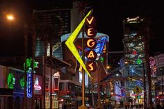 The Fremont Street area offers plenty of attractions. - Laure Joliet for The New York Times