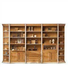 Biblioteca modular vintage de despacho Romance 1 Cómpralo en www.betty-co.com