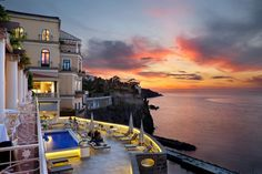 Bellevue Syrene, best Italian hotel in the world Tripadvisor 2016 Top 10 Traveler's Choice Hotels awards
