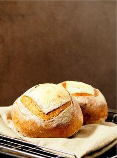 Italienisches Weissbrot mit Lievito Madre - cookin'