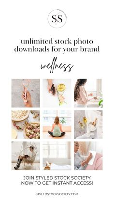 Wellness stock photos from Styled Stock Society - a styled stock photography membership for women entrepreneurs. Fresh + modern styled stock photos for bloggers + online business owners who want cohesive visual brands across social media and other marketing channels. Get instant access to these stock photos and thousands more stock images when you join styledstocksociety.com #stockphotography Business Stock Photos, Free Stock Photos, Marketing Channel, Instant Access, Photography Tips, Online Business, Join, Wellness, Social Media