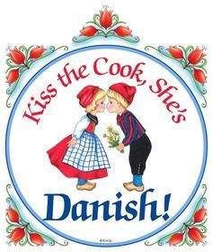 Ceramic Cheese board w/ Cork Backing: Danish – ScandinavianGiftOutlet
