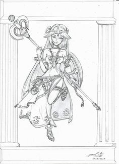 Eco Viridi Kid Icarus