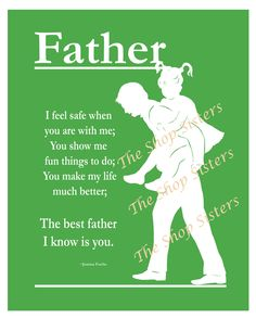 Funny Fathers Day Poems From Daughter